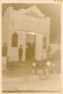 Segundo Templo - 1963