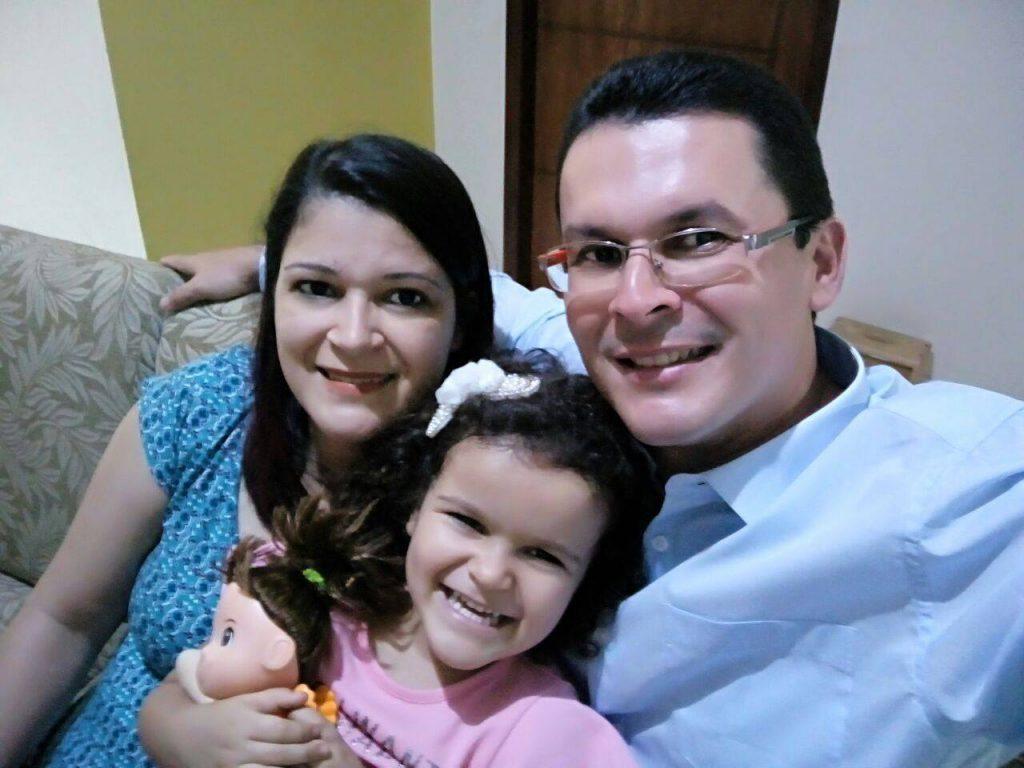 Pastor Harley e Família